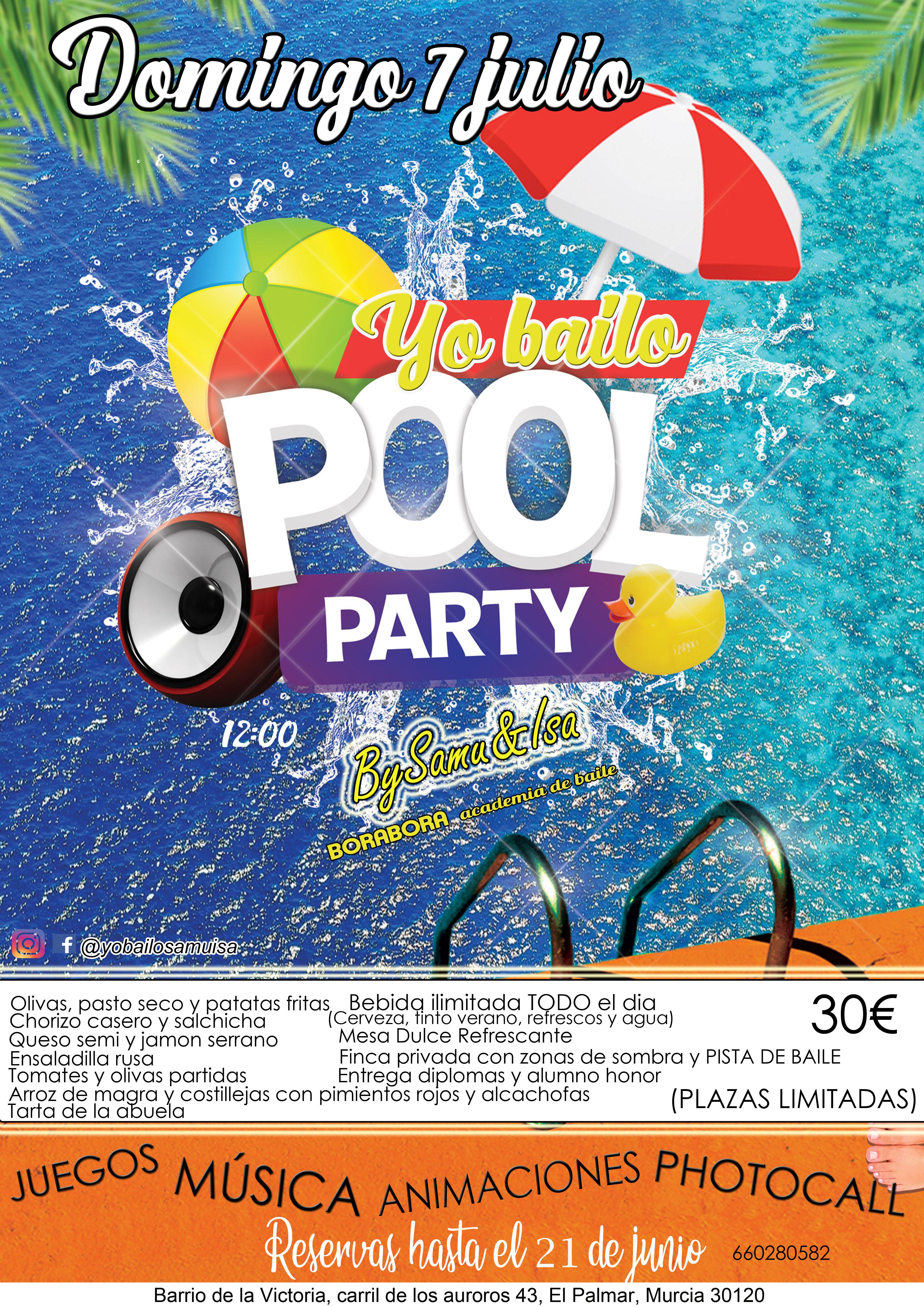fiesta piscina 2019