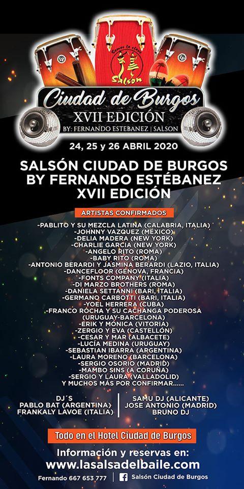 Salson Ciudad de Burgos 2020