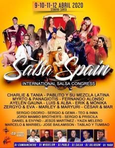 Salsa Spain 2020