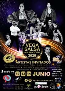 Vega Salsa 2020