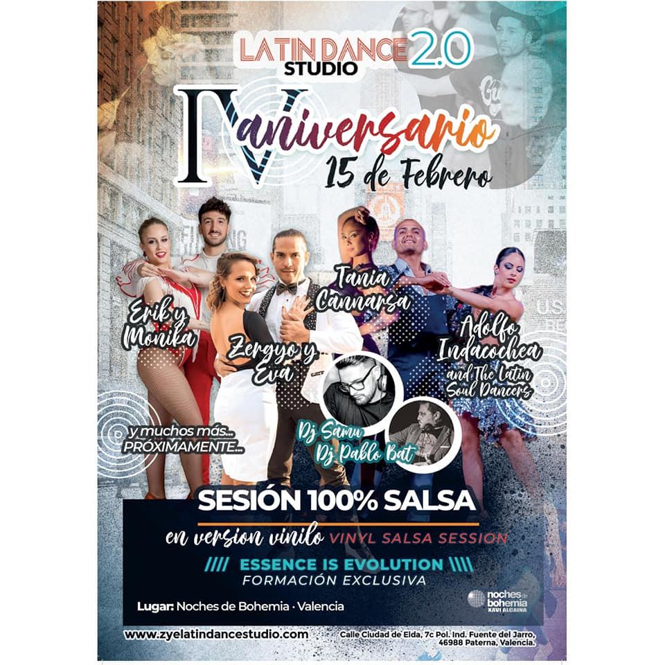 Latin Dance Studio